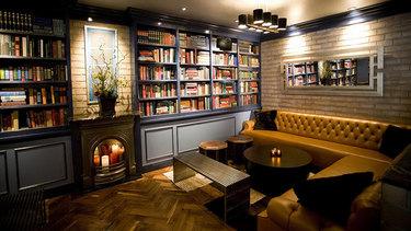 """Домът обича да """"чете"""""""